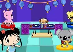 Kai Lan Dance Party
