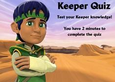 Keeper Quiz