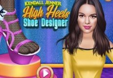 Kendall Jenner High Heels Designer