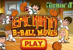 Kickin It Epic B Ball Moves