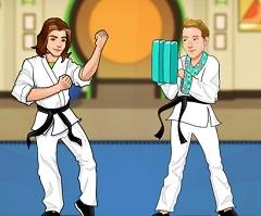 Kickin It Sparing Masters