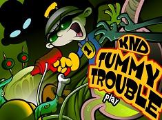 Kids Next Door Tummy Trouble
