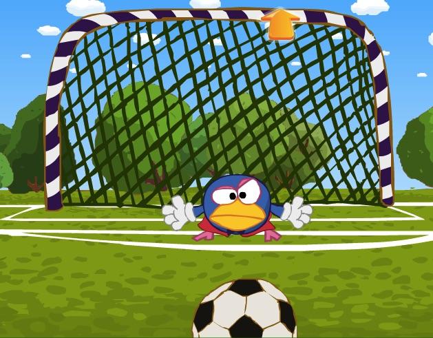 Kikoriki Soccer Practice