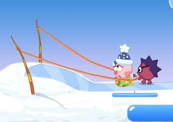 Kikoriki Winter Fun