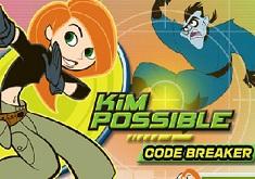 Kim Possible Code Breaker