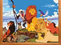 King Pride Puzzle