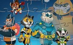 Kingdom Force Jigsaw
