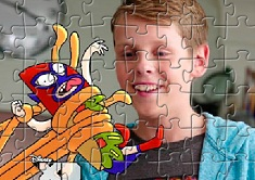Kirby Bucket Puzzle