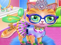 Kitty Fashionista Day