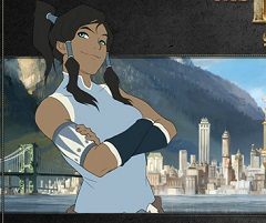 Korra Welcome to Republic City
