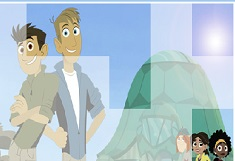 Kratt Brothers Puzzle 3