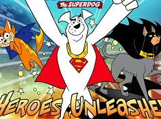 Krypto Heroes Unleashed