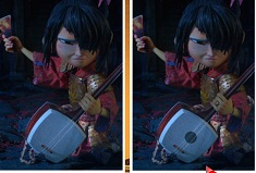 Kubo and the Two Strings 6 Diff