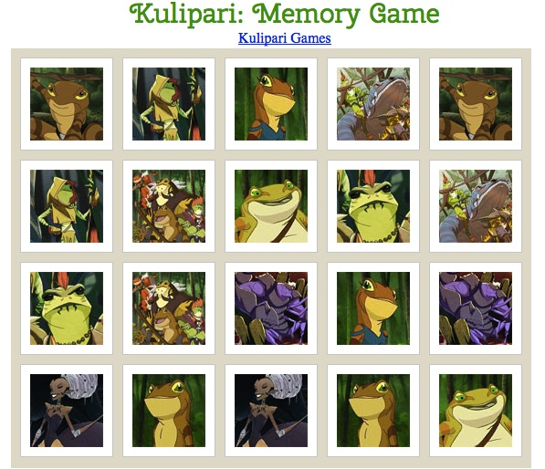 Kulipari Games