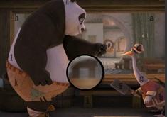 Kung Fu Panda Hidden Letters