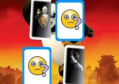 Kung Fu Panda Memory Game
