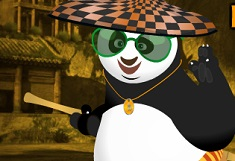 Kung Fu Panda Po Dress Up