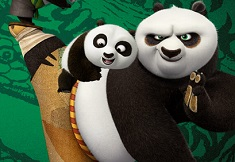 Kung Fu Panda Training Challenge