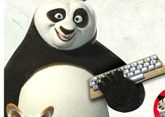 Kung Fu Panda Words