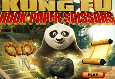 Kung Fu Rock Paper Scissors