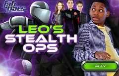 Lab Rats Leo Stealth Ops