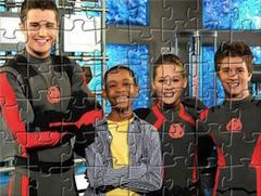 Lab Rats Puzzle