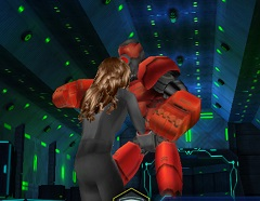 Lab Rats Virtual Battle 3D