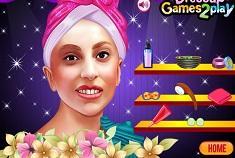 Lady Gaga Frozen Princess
