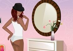 Lady Gaga Makeup Room Decor