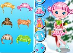 Lalaloopsy Winter Fairy Doll