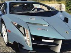 Lamborghini Veneno Puzzle
