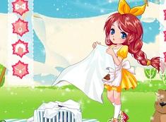 Laundry Girl 2