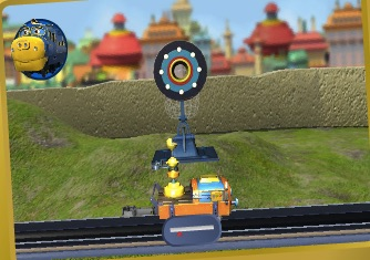 Learn to Throw a Newspaper with Chuggington