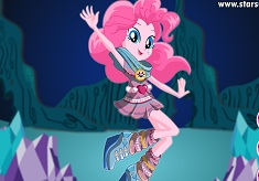 Legend of Everfree Pinkie Pie
