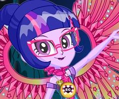 Legend of Everfree Twilight Sparkle