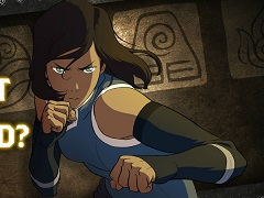 Legend of Korra Which Element You Bend