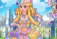 Legendary Fashion Marie Antoinette