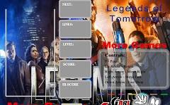 Legends of Tomorrowland Tetris