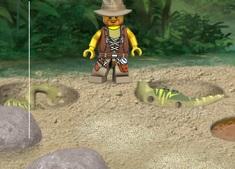 Jogo Lego Archeological Dig
