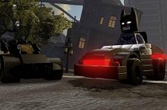 Lego Batman Car Keys