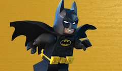 Lego Batman Mobie Selfie Builder