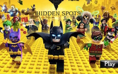Lego Batman Movie Hidden Spots