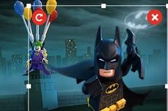 Lego Batman Movie Scene Builder