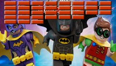 Lego Batman pádlový bar Game