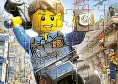 Lego Chase McCain Puzzle