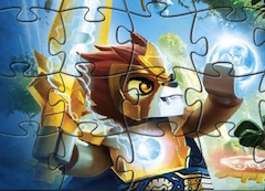 Lego Chima Legends Puzzle