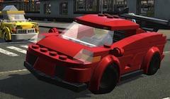 Lego Hidden Car Rims