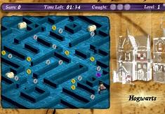 Lego in Hogwarts