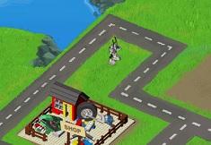 Jogo Online Lego Island Builder