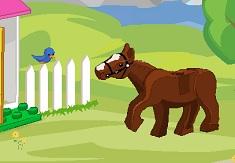 Lego Junior Pony